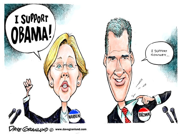 119079 600 Warren vs Brown Senate race cartoons