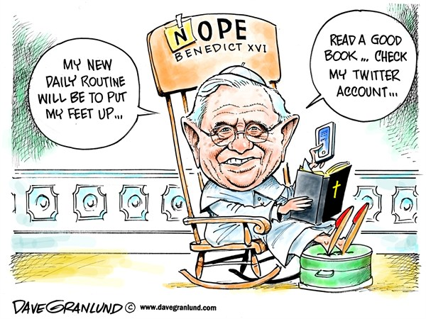 126972 600 Pope Benedict resigns cartoons
