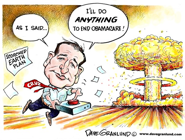 139166 600 Ted Cruz and Obamacare cartoons
