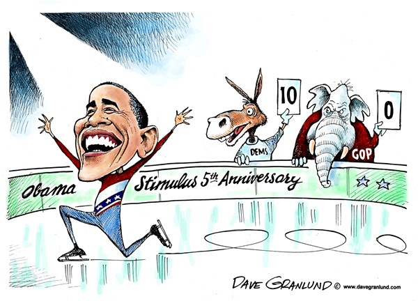 144578 600 Obama Stimulus scores cartoons