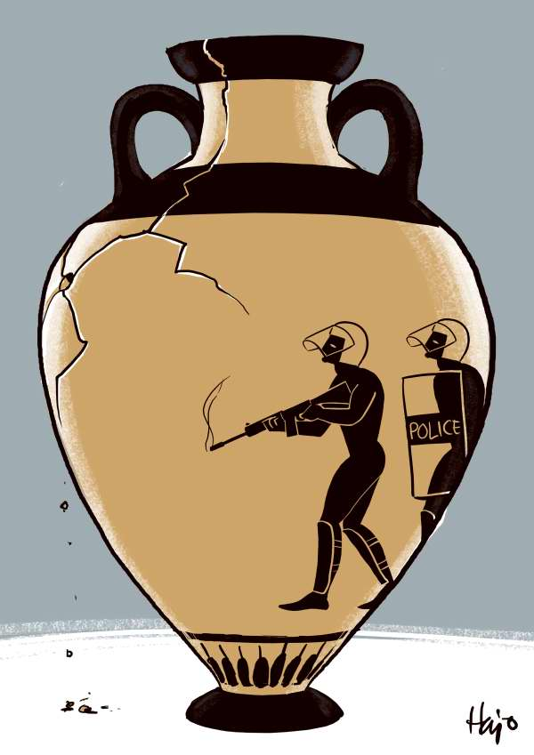 Hajo de Reijger -  - Greek Vase - English -