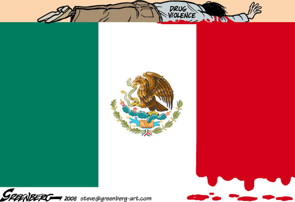 59632 600 Mexico bleeds cartoons