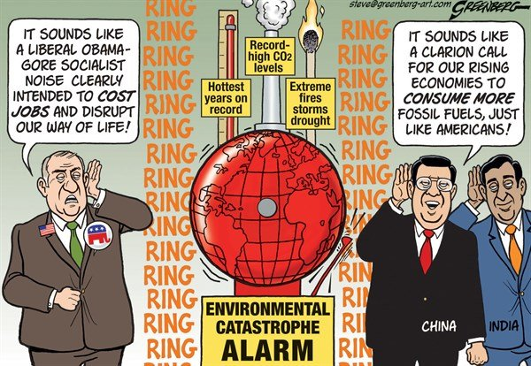 131645 600 Earth alarm cartoons